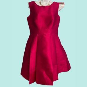 Kate Spade Open Back Silk Dress